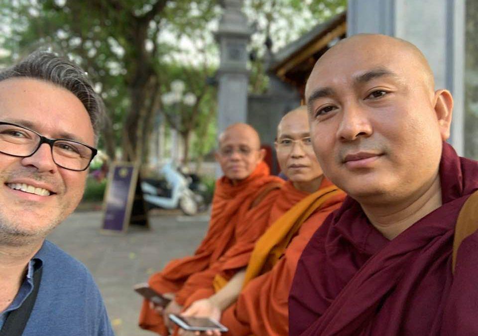 Laosz tanítása az elengedésről
